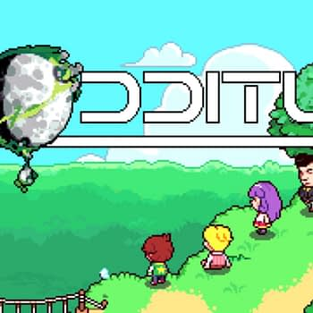 """The """"Mother 4"""" Fan Project Is Now """"Oddity"""""""