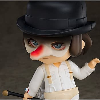 """Clockwork Orange"" Gets A Nendoroid with Good Smile Company"