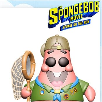 Funko Reveals More SpongeBob Funko Pops at London Toy Fair 2020