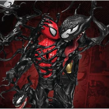 Spider-Man Takes On Venom with New Statue from Beast Kingdom