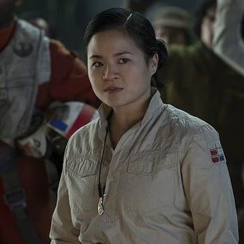 """Star Wars"": Kelly Marie Tran Talks Syncing Carrie Fisher Footage in ""Rise of Skywalker"" [SPOILERS]"