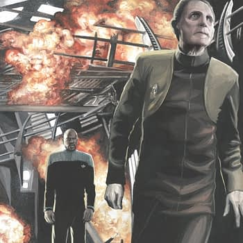 IDW Announces New Star Trek: Deep Space Nine Mini for April