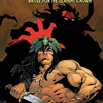 Conan Tops Advance Reorders