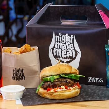 "Zippy's Giant Burgers Getting Theros Tie-In - ""Magic: The Gathering"""
