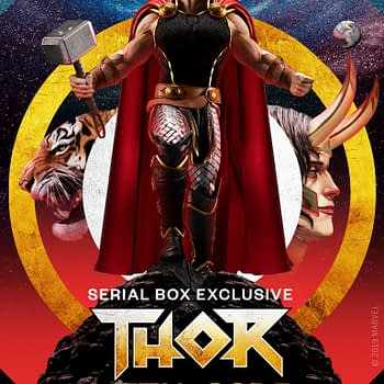 Brian Keene's Terrifically First Episode of Thor: Metal Gods Comes Out on Thursday