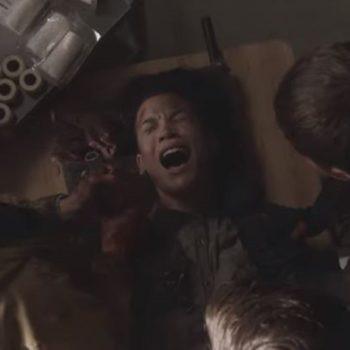 'Fear the Walking Dead' Season 5 Team Talks Morgan/Dwight Meet-Up, New Faces, and More [VIDEO]