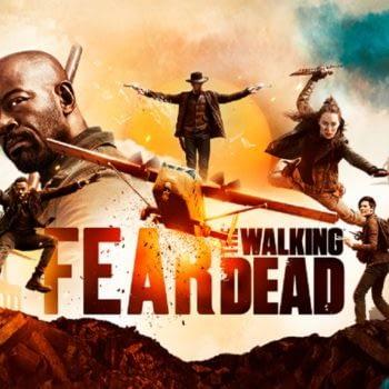 'Fear the Walking Dead' Season 5 Showrunners Offer New Look at Austin Amelio's Dwight