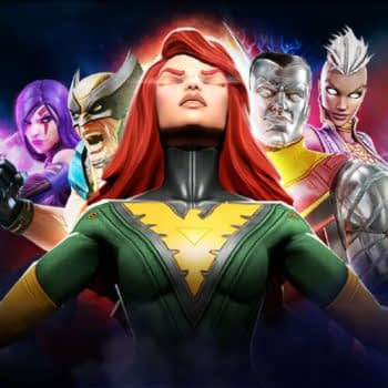 Marvel Strike Force Gets a New X-Men Patch With Three New Members