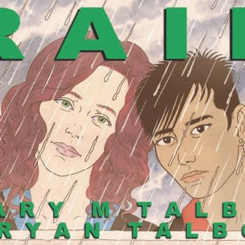 Bryan and Mary Talbot's Rain OGN Launches in Dark Horse Comics' August 2019 Solicitations