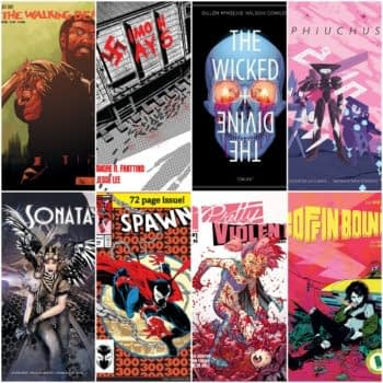 Pretty Violent, White Trees, Coffin Bound, Simon Says Launch in Image Comics August 2019 Solicits With Spawn #300