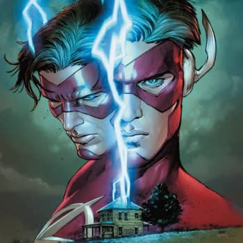 What Does Wally West's Fate in Heroes In Crisis #9 Have to Do With Doctor Who? (Major Finale Spoilers)