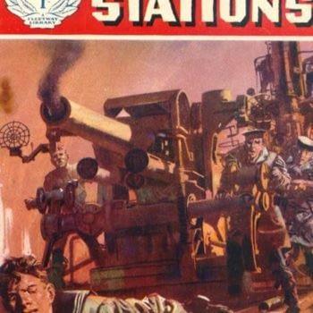 Rebellion to Publish the Lost Hugo Pratt War Picture Library