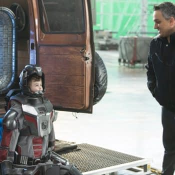 Baby Ant-Man was a Practical Effect and other 'Avengers: Endgame' BTS [SPOILERS]