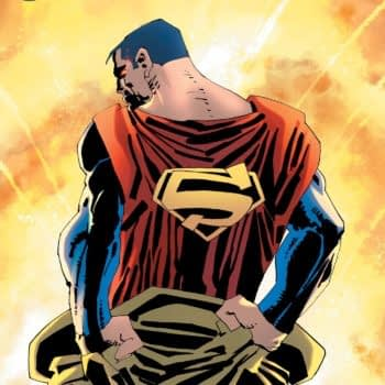 Superman Year One, Silver Surfer Black and Event Leviathan Top Advance Reorders