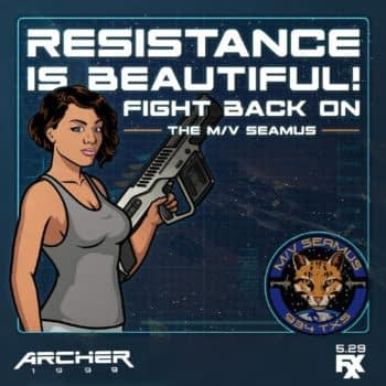 """'Archer: 1999"""": On the Benefits of Not Yelling, 2 Good Looking Heads and CryoFreeze [VIDEO]"""