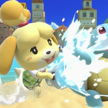 The Biggest Controversy Returning To Smash Bros. ... Hygiene