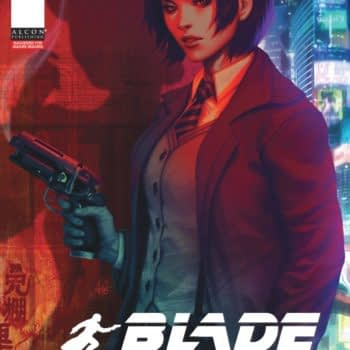 The First 5 Pages of Blade Runner 2019 #1 - Like Tears In The Rain...