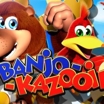 """Xbox's Phil Spencer Explains Banjo-Kazooie in """"Smash Bros."""""""