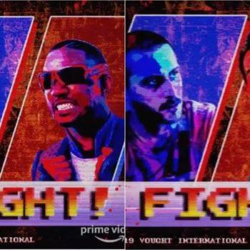"""The Boys"" 8-Bit Beatdown Continues: Hughie vs. A-Train! Frenchie vs. The Deep! [VIDEO]"