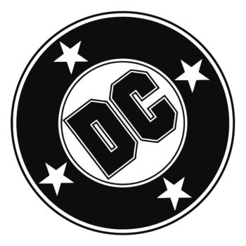 DC Comics Black Label Logo Rumour Redesign to Resemble Classic Bullet Logo?