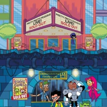 Scooby Doo and Teen Titans Go, Both Cancelled in September by DC Comics