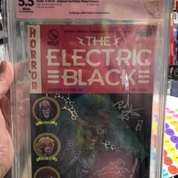 The Slabbed Comic That Wasn't As Distressed As It Looked