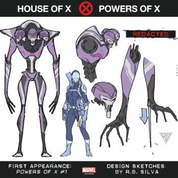 Marvel Reveals Designs for 6 New Characters for Powers of X, X-Men Relaunch