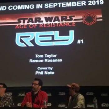 Frankensteining Marvel Comics September 2019 Solicitations - Star Wars: Rey, King Thor and New Mutants