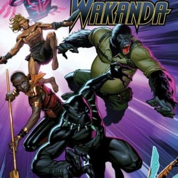 Black Panther and the Agents of Wakanda Get New Series in September from Jim Zub, Lan Medina