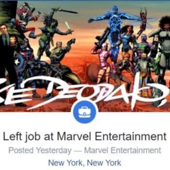 Mike Deodato on Quitting Marvel For Creator Owned Comics