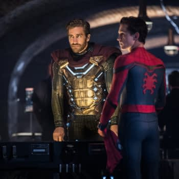 """New """"Spider-Man: Far From Home"""" Clip Explains the Origins of the Elementals"""