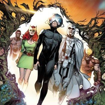 "Jonathan Hickman Calls X-Men Continuity ""Random Unconnected Gibberish"""