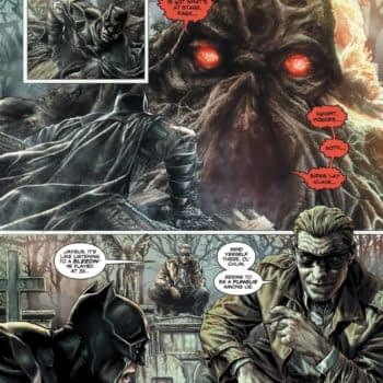 Batman Damned #3 is Finally Out Tomorrow - Here's a Preview With John Constantine as Robin