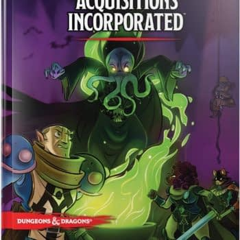 Review - Dungeons & Dragons: Acquisitions Incorporated Sourcebook