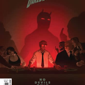 Daredevil #8: Matt Murdock Goes to a Swingers Party? [Preview]