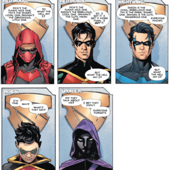 Could Batman #75 Bring Us A Brand New Robin? (Possible Spoilers)