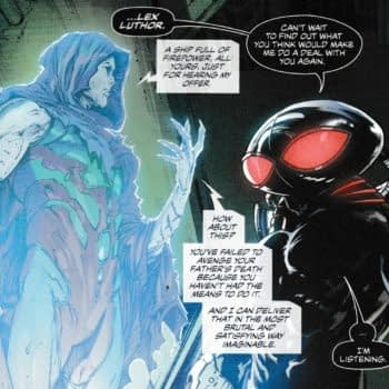 More Offers Being Made (Or Not) by Apex Lex in DC's Year of The Villain, Today (Spoilers)