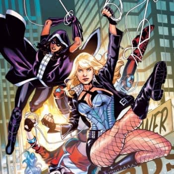 DC to Launch New Birds of Prey Book Starring Harley Quinn