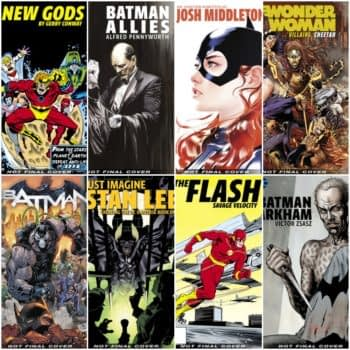 Bat And Cat Romance, Mike Baron Flash, Tales From The Dark Multiverse - More DC Comics Big Books for 2020