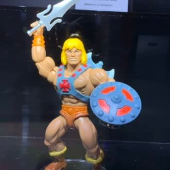 Masters of the Universe Takes Over the Mattel Booth at SDCC