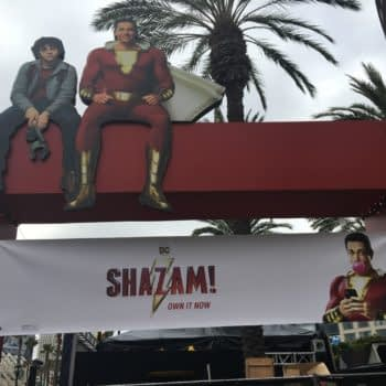 """""""Shazam!"""": Say His Name - Then Hang Out at His SDCC """"Chilladelphia"""" Offsite [IMAGES]"""