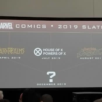 Marvel Comics Teases December Event - A Burning Crown Of Flame?