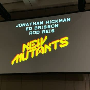 New Mutants by Jonathan Hickman, Ed Brisson, Rod Reis Brings Back Recently Dead X-Men