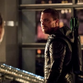 """Tears and Surprises: Everything We Learned From The """"Arrow"""" [Final!] SDCC Panel"""