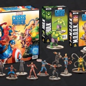 "Atomic Mass Games Announces ""Marvel Crisis Protocol"" Miniatures For Fall 2019"