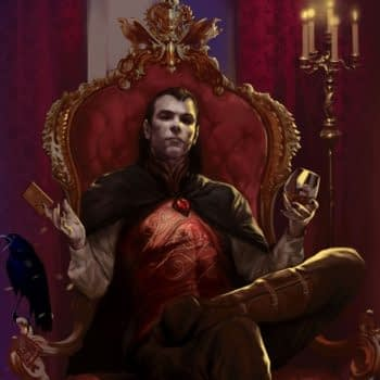 Preparing for D&D Tales: Curse Of Strahd