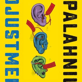 Lend Me Your Ears: We Review Chuck Palahniuk's 'Adjustment Day'
