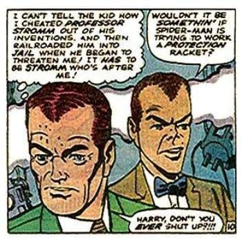 Normon Osborn - The Hair Apparent