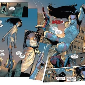 Amazing Spider-Man #4: First Appearance of Silk, but What About Cindy Moon?