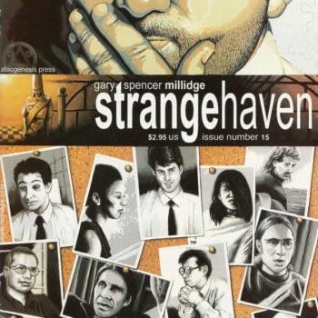 Frazer Irving to Draw Gary Spencer Millidge's Strangehaven